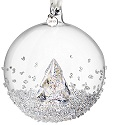 *Swarovski Crystal Holiday Ornaments