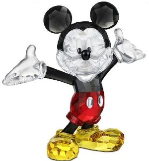 Mickey Mouse - Swarovski Disney Mickey Mouse Figurine