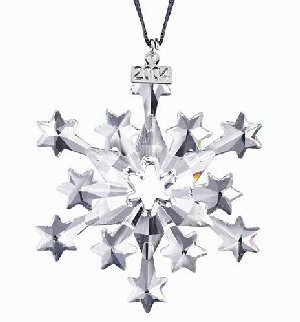 2004 Retired Swarovski Annual Edition Ornament