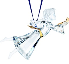 2007 Swarovski Annual Edition Angel Ornament - Retired