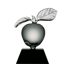 Frabel Studios Glass Apple