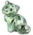Andy The Cat - Swarovski House of Cats Crystal Figurine
