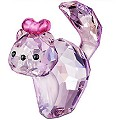 Katie the Swarovski Lovlots House of Cats Sweet Kitten