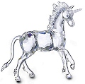 Swarovski Unicorn - Crystal - 2009 Retired