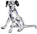 Swarovski Dalmatian Mother - Retired