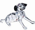 Swarovski Dalmatian Puppy Sitting - Retired