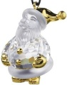 Ornament Swarovski Classic Santa Claus Gold plated - Retired