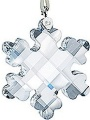 Ornament - Samanta Snowflake, Swarovski Holiday-Retired