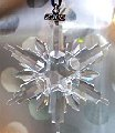 2006 Swarovski Annual Edition Star Snowflake Ornament - Picture for referance only