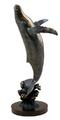 Humpback Whale Bronze Sealife Sculpture