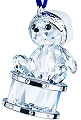 Swarovski Kris Bear 2007 Annual Edition Ornament - Retired