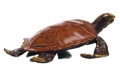 Alex The Sea Turtle Bronze Paperweight Sculpture