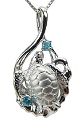 Artistica Natal Beach, Sea Turtle Pendant
