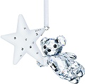 2008 Kris Bear Swarovski Annual Edition Ornament-Retired