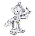 Swarovski Crystal Dopey Dwarf, from Snow White