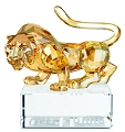 Swarovski  Tiger, Swarovski Large Golden Shine  Zodiac Tiger