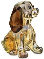Swarovski Disney Danielle Puppy - Lady and the Tramp