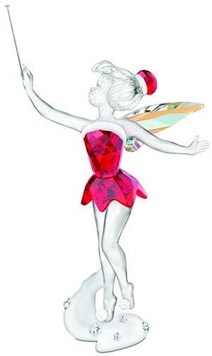 Christmas Tinkerbell.Swarovski Christmas Tinkerbell Limited Edition 2012