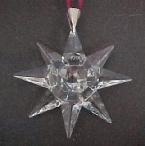 Ornaments  Retired dated SW Annual Edition Stars and Snowflakes