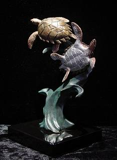 metal turtle wall decor.htm sea turtles metal sculpture neptune s children by kitty  sea turtles metal sculpture neptune s