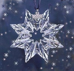 af07361eb09a Ornaments - Retired dated SW Annual Edition Stars and Snowflakes ...
