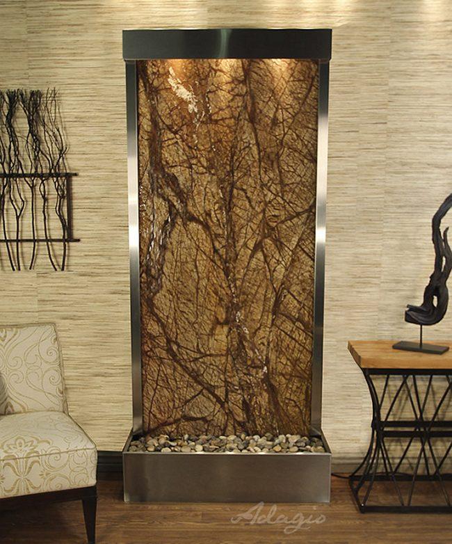 Indoor Floor Standing Fountains - Crystal-Fox Gallery