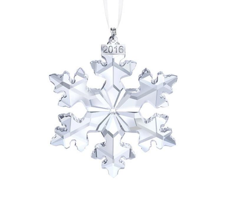 Swarovski 2000 Christmas Ornament Part - 44: 25TH ANNIVERSARY ORNAMENT ...