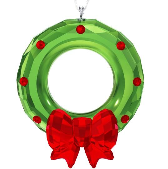 Swarovski Merry Christmas Crystal Ornaments  CrystalFox Gallery