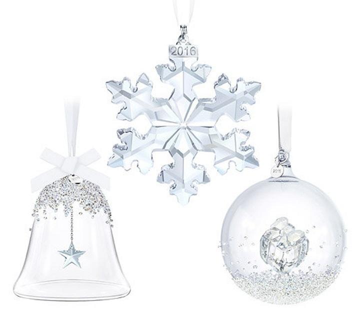 2016 ... - Swarovski Merry Christmas Crystal Ornaments - Crystal-Fox Gallery