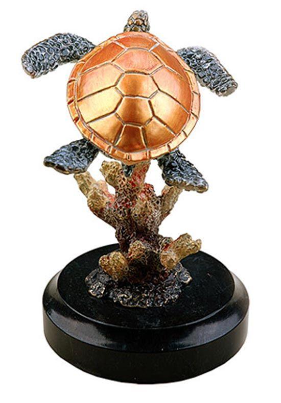 metal turtle wall decor.htm small bronze sea turtle sculpture  san pacific international  small bronze sea turtle sculpture  san