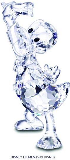 237b2c1e1 Swarovski Donald Duck Disney Crystal (Swarovski) - Crystal-Fox Gallery