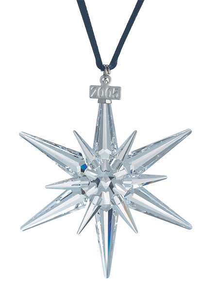 Ornaments - Retired dated SW Annual Edition Stars and Snowflakes ...