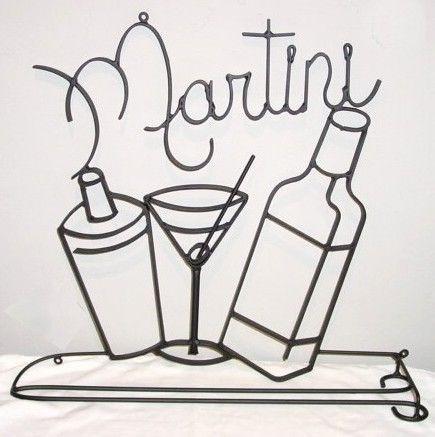 Functional Martini Gl Holder