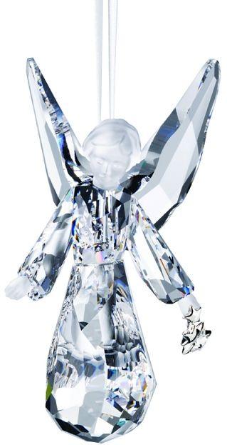 2008 Swarovski Annual Edition Angel Ornament - 2008 Swarovski Annual Edition Angel Ornament (Swarovski) - Crystal