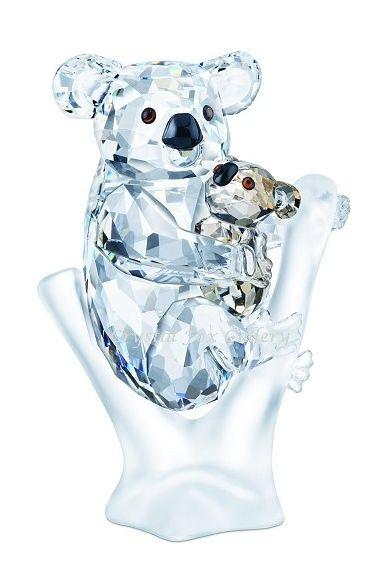 d3bb7fcaeda3 Swarovski Koala Bears RETIRED (Swarovski) - Crystal-Fox Gallery