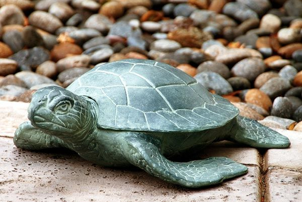 Garden Sea Turtle Sculpture Price 160 Lagoon