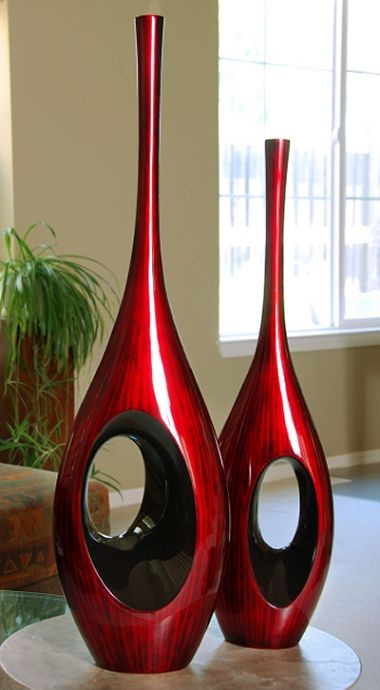 Completely new Contemporary Lacquered Wood Sculptures - Crystal-Fox Gallery VX09